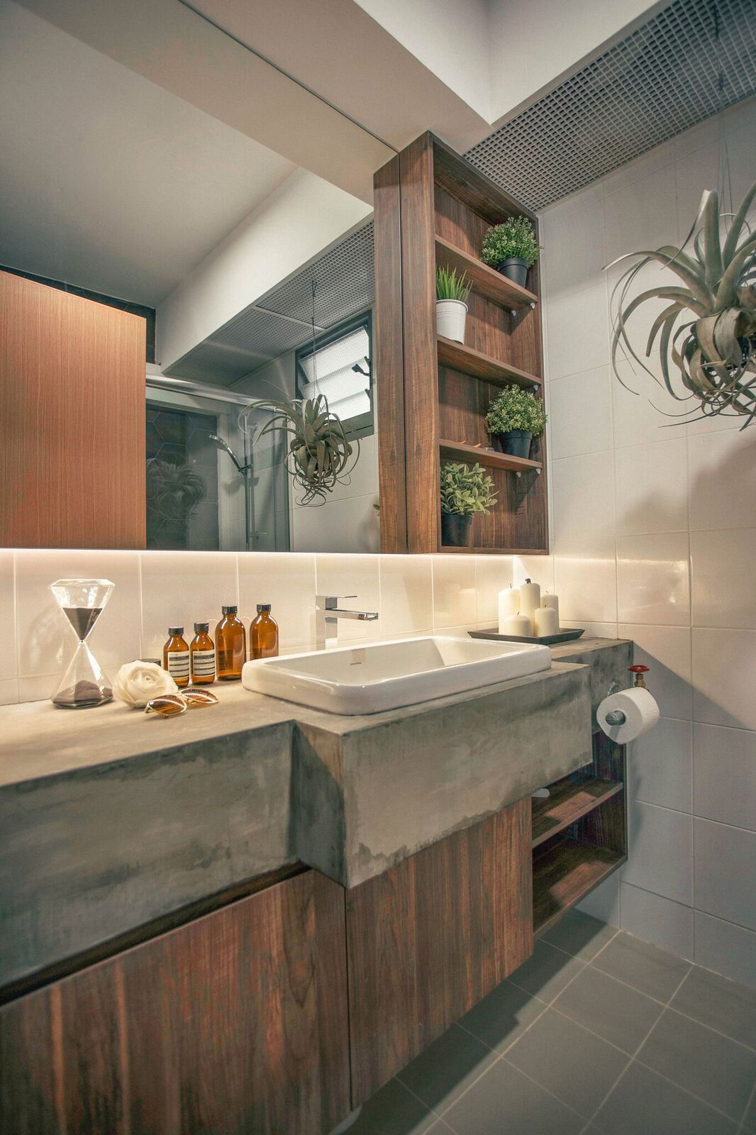 Today I Am Going To Share A HDB Renovation Project Done By Jakarta Based Interior Design Firm HelloEmbyro This Flat In Pungol Belongs Creative