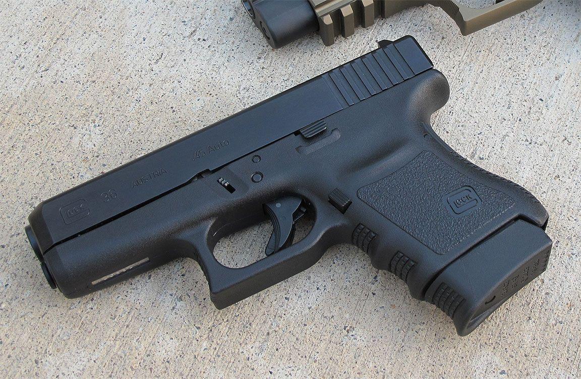 Glock 36 04/20/2015