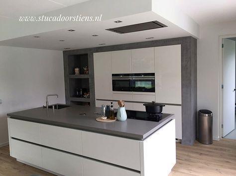 Beton Cire Keuken : Beton ciré beton ciré is een natuurlijke wand en vloerafwerking