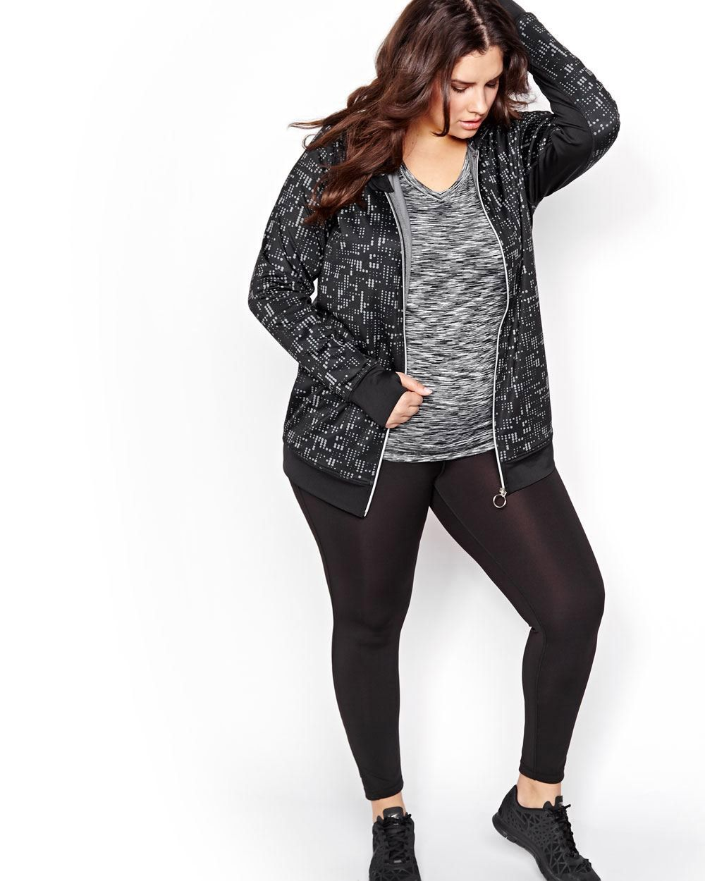 10 best plus-size activewear lines for sweating it out in style