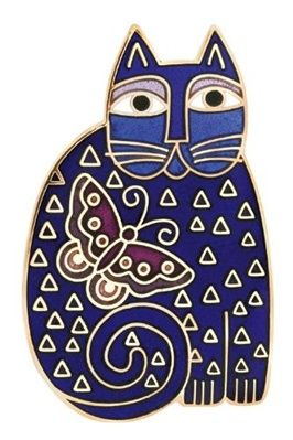 Love Laurel Burch Cats