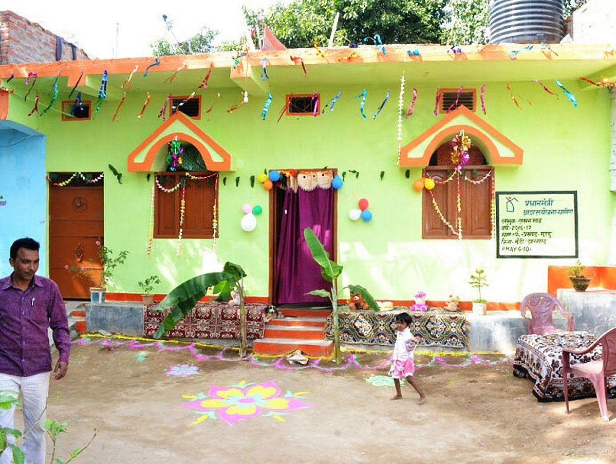 Pradhan Mantri Awas Yojana Gramin 1 Pradhan Mantri Awas Yojana Gramin Pmay G Or Pradhan Mantri Gramin Awaas Yojana In 2020 Low Cost Housing House Cost Communal