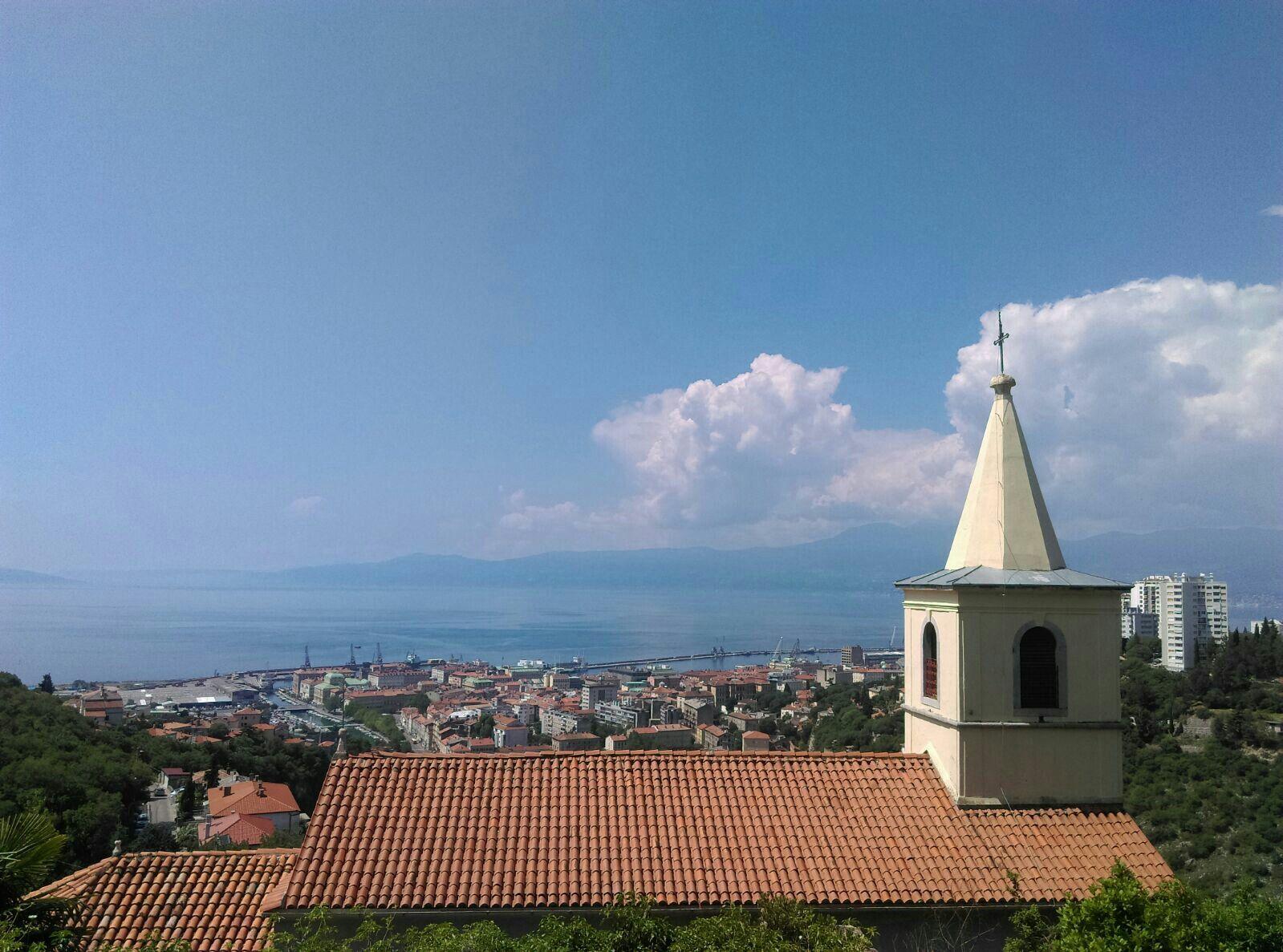 Rijeka Kroatien