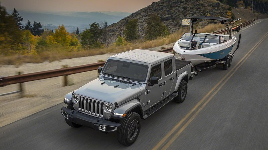 2020 Jeep Gladiator Offers Comfort And Capability Everywhere Jeep Gladiator Jeep Gladiator