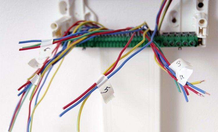 Identification des circuits d\u0027un tableau électrique en 2018 Test - Photo Tableau Electrique Maison