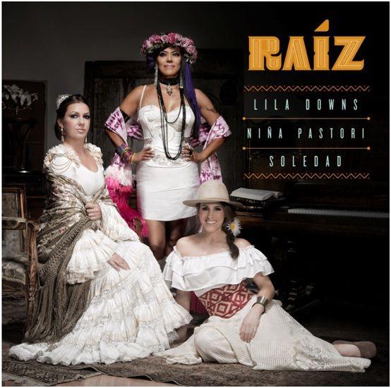 Nuevo cd Lila Downs , Niña Pastori , Soledad !!! IMPERDIBLE!!