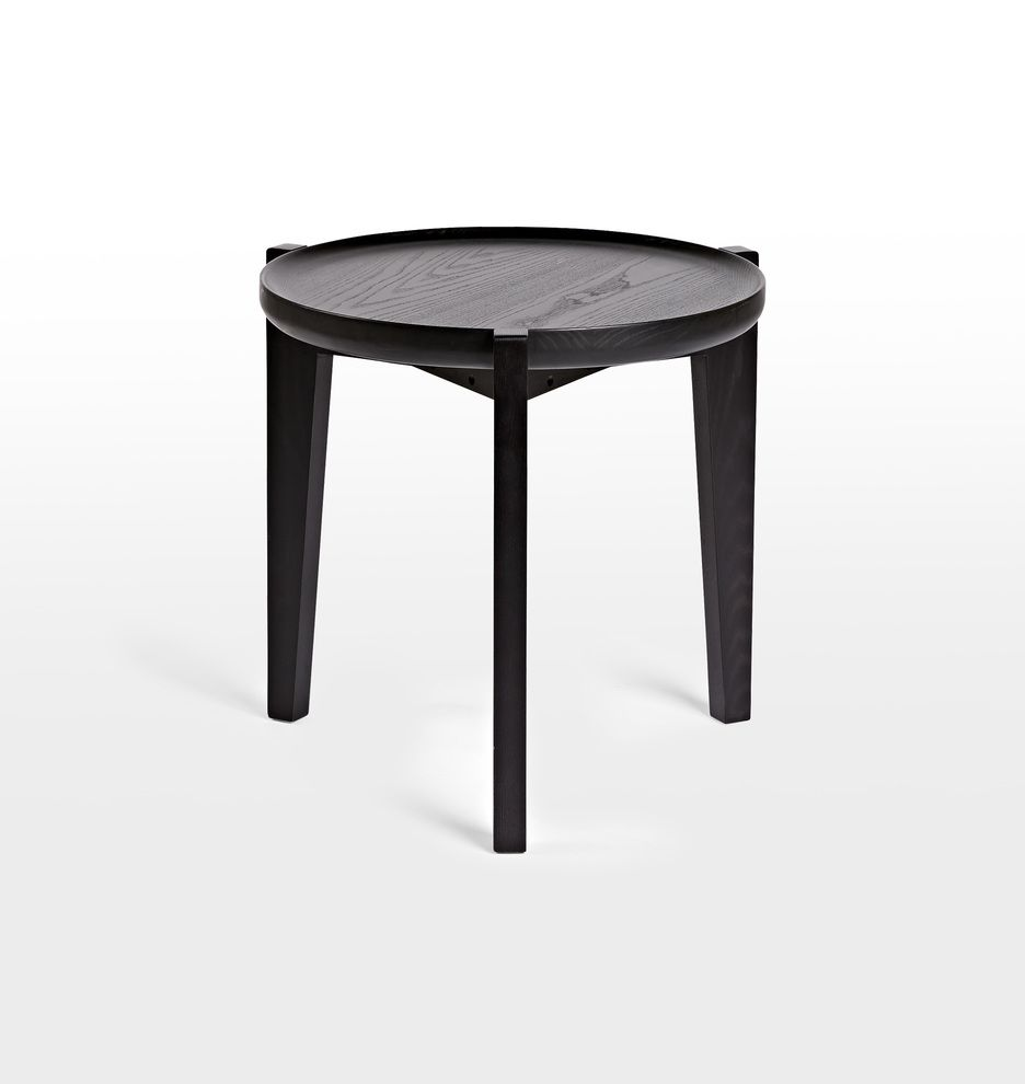 Wade Black Ash Nesting Coffee Table Rejuvenation Nesting Coffee Tables Coffee Table Large Square Coffee Table