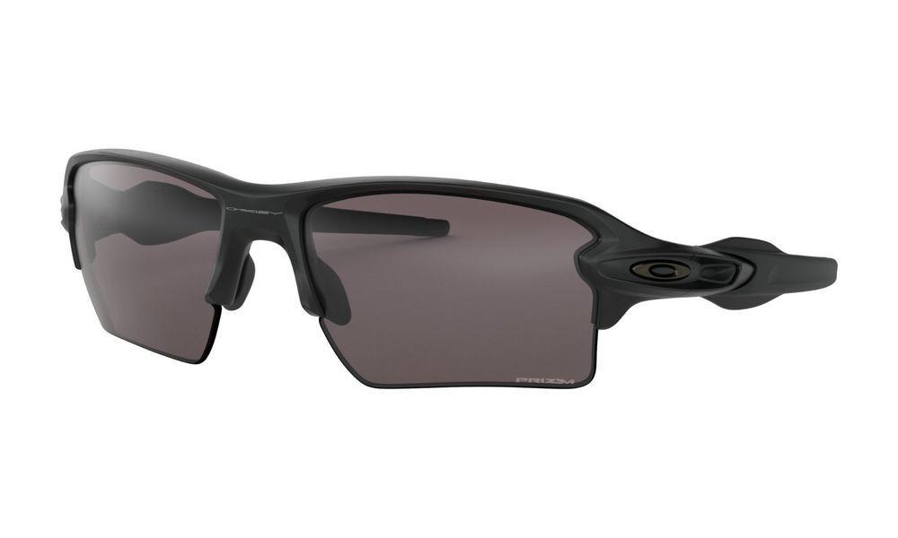 3f64d64457 Oakley Eyewear Flak 2.0 XL Prizm Black Lenses Matte Black Frame Unobtanium  HDO  fashion