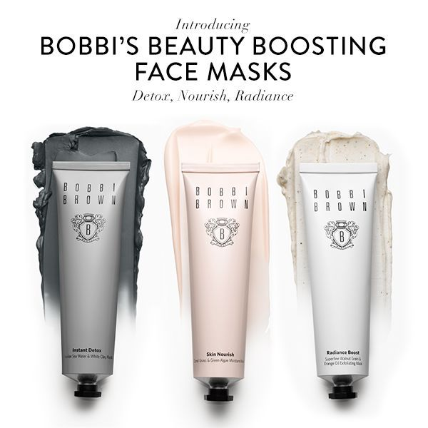 Meet Instant Detox Skin Nourish  Radiance BoostBobbis NEW beautyboost  Make up and more