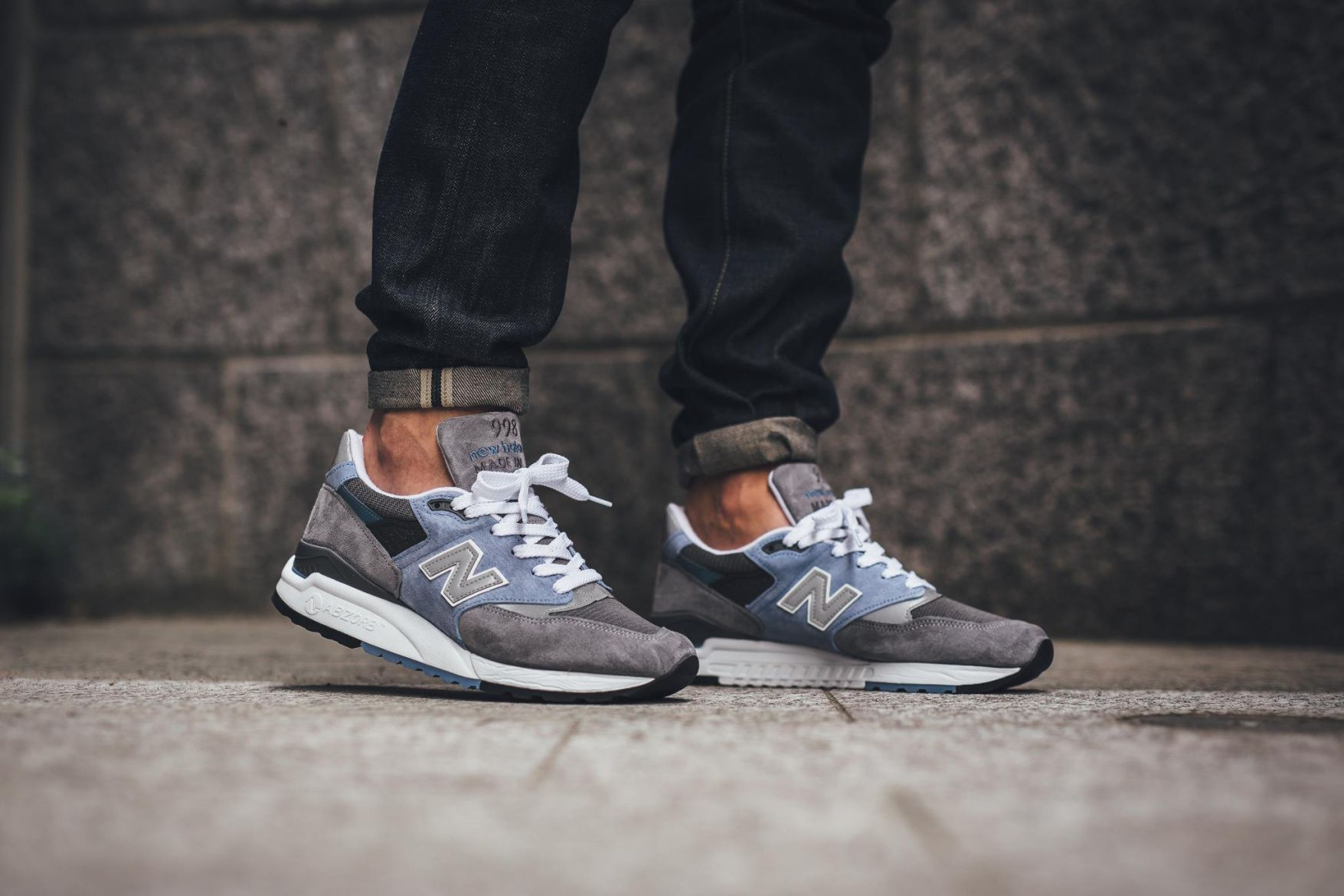 44c0af03ae128 New Balance Drops the M998CPLO in a Clean Gray Colorway | shoess ...