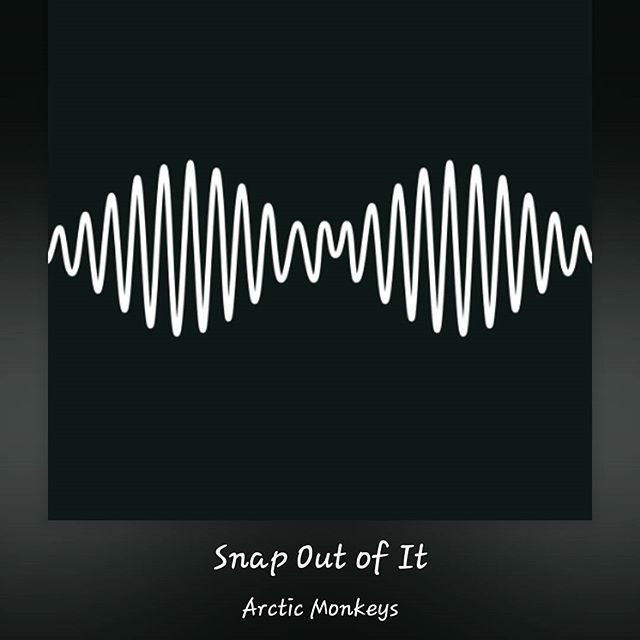 irisangelica98/2016/10/13 03:00:13/#arcticmonkeys #am #snapoutofit #music #band #alexturner #뮤직 #노래