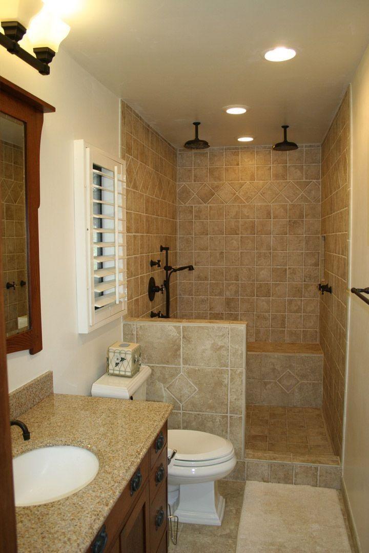50 small bathroom remodel ideas - Small Luxury Bathroom Designs
