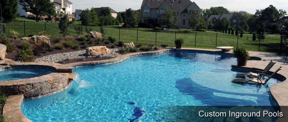 Custom Inground Pools inground pool | nj pools | new jersey inground pools | new home