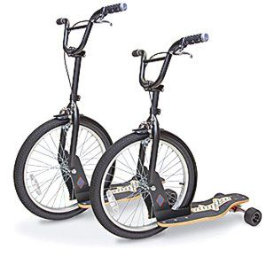The Sbyke Is A Bicycle Skateboard Hybrid Bikes Legais Patinete
