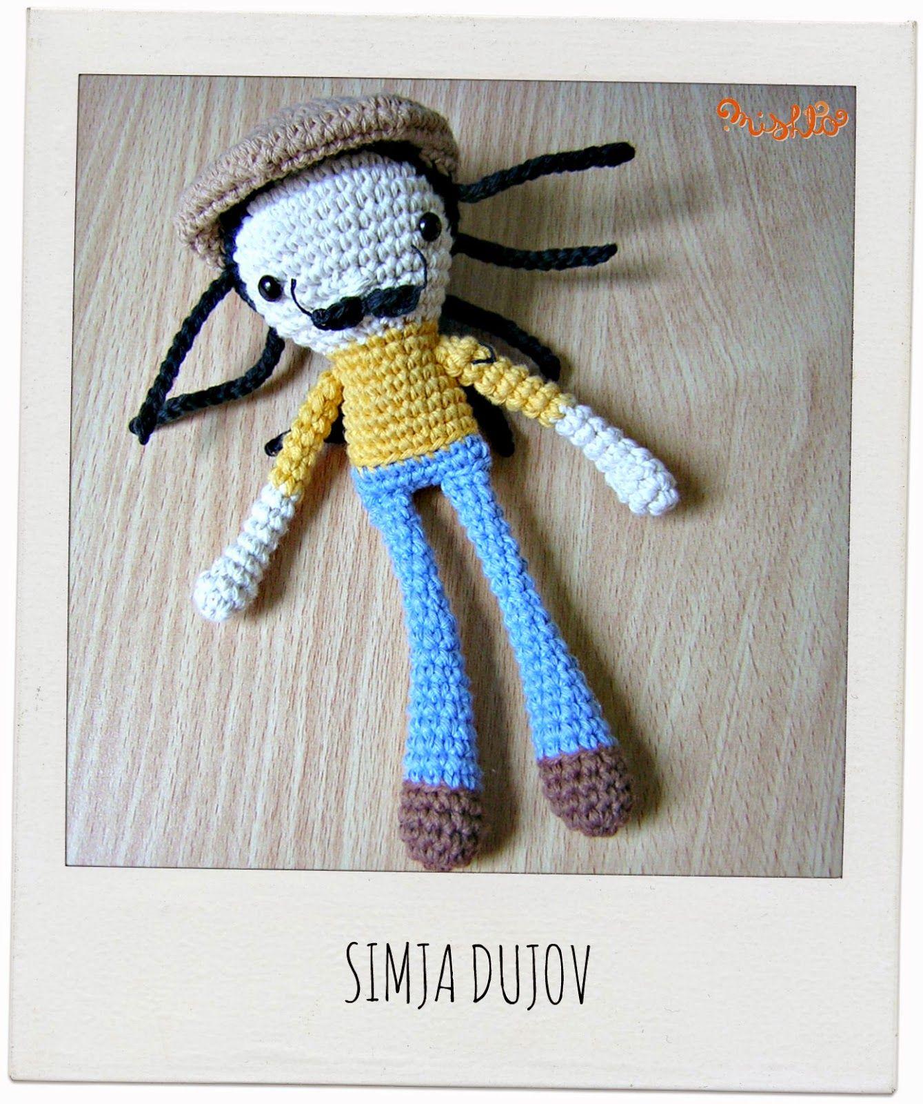 Simja Dujov by Alma Mishto