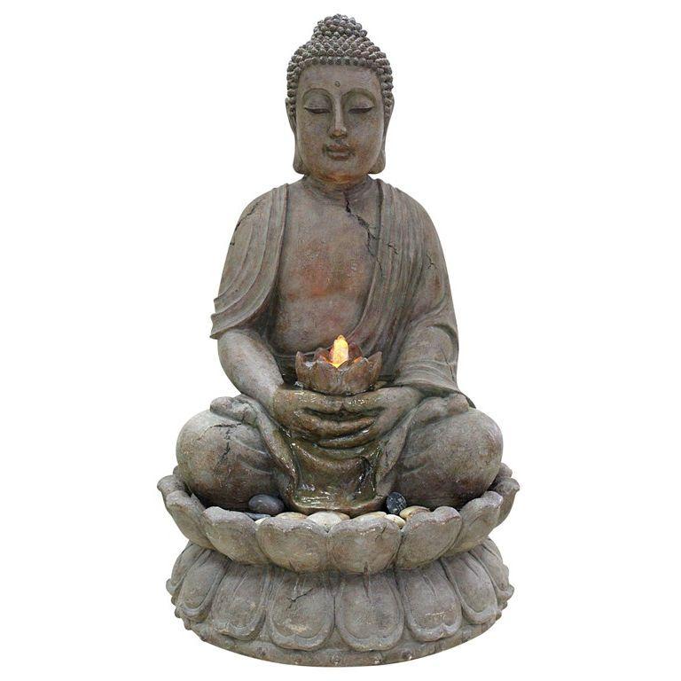 Puutarha-Buddha :-)