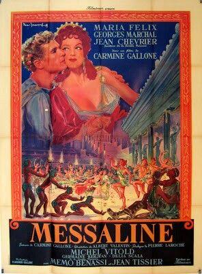 Maria Felix en Messaline