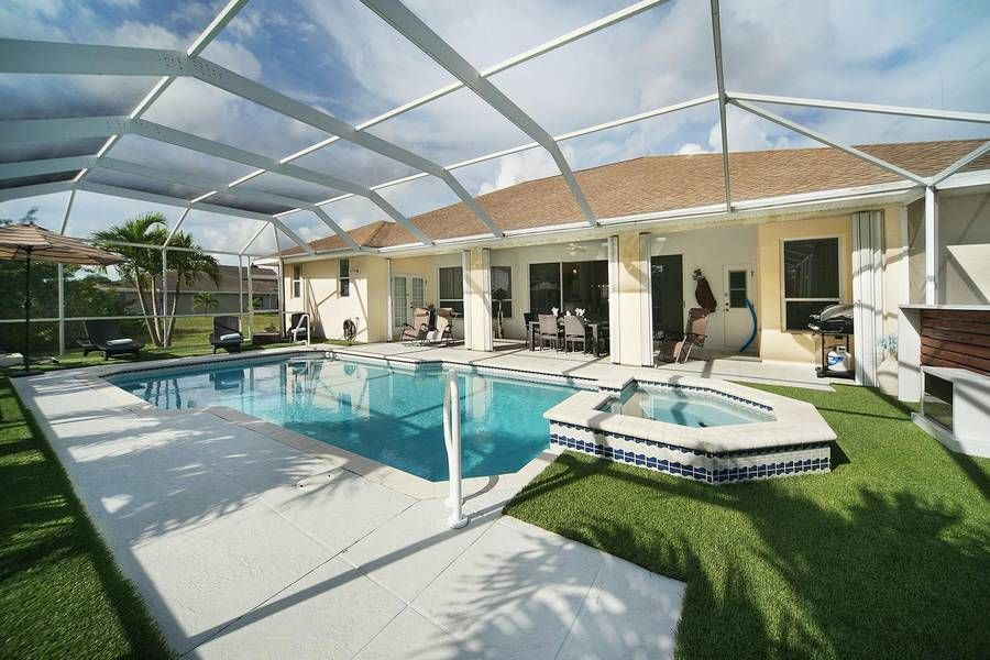 Villa Malibu in Cape Coral Reisen, Urlaub, Reisetipps