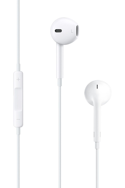 Apple White Earpods With 3 5mm Headphone Plug Mnhf2am A In 2021 Apple White Headphone Apple