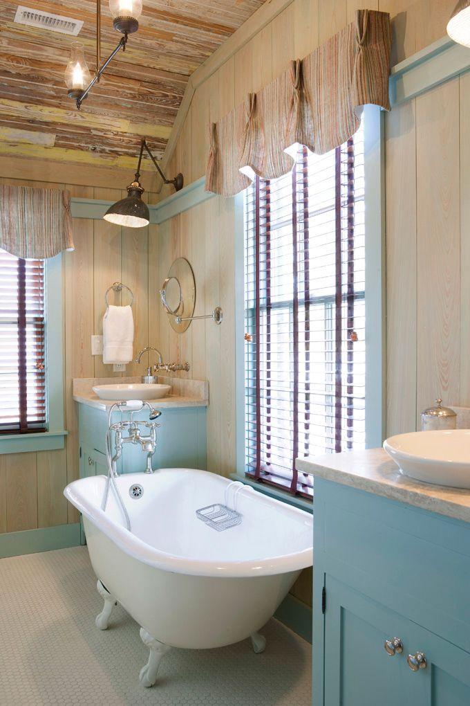 cottage bath | Historical Concepts