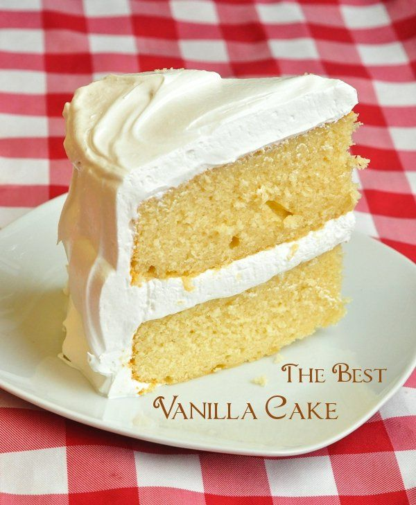 The 25+ Best Best Vanilla Cake Recipe Moist Ideas On