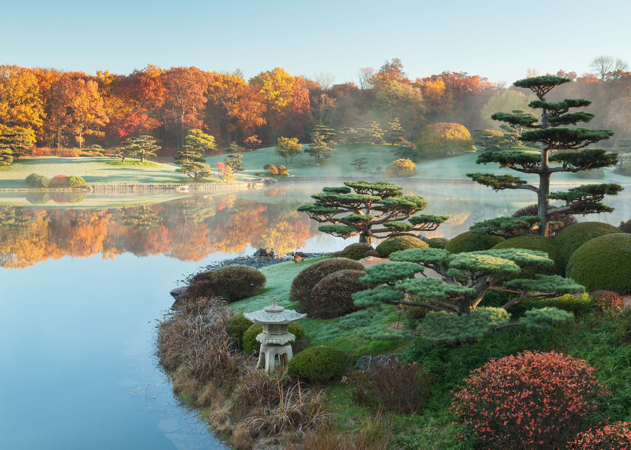 The 16 Most Beautiful Gardens to Visit This Fall Atlanta