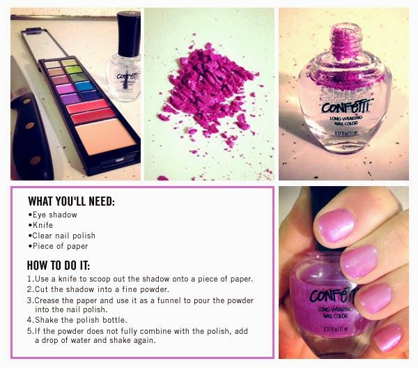 How To Make Matte Nail Polish? - At Home With New Ideas ~ Calgary ...