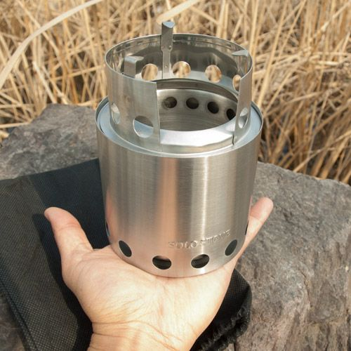 The Solo Stove Is The Ultimate Backpacking Stove A