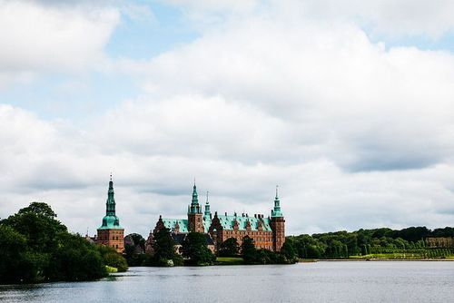 ...Copenhagen - Frederiksborg Palace | Majestic building, Castle, Cathedral | Pinterest