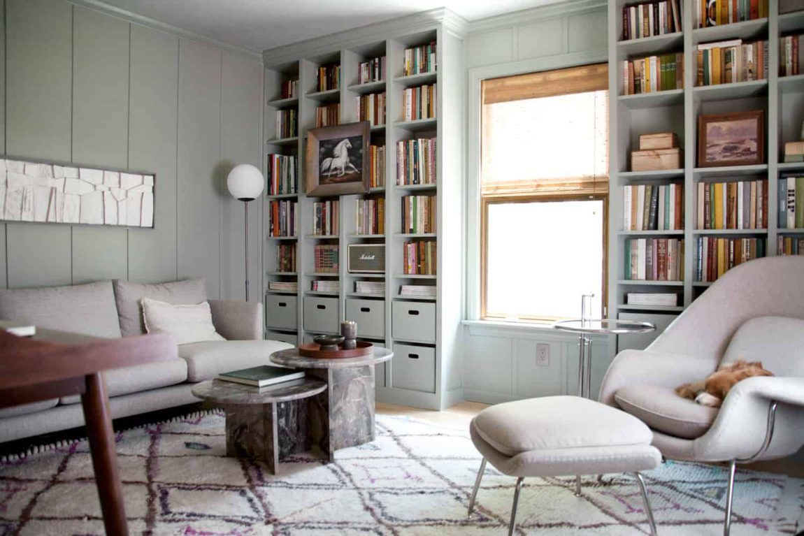 100 Incroyable Conseils Idée Pour Customiser Bibliothèque