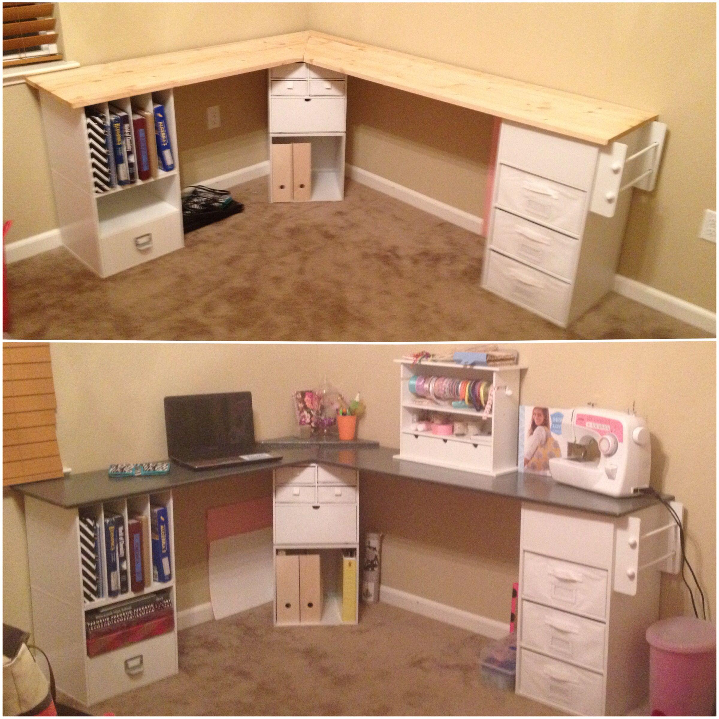 sewing cabinet diy