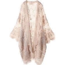 lace cardigan -
