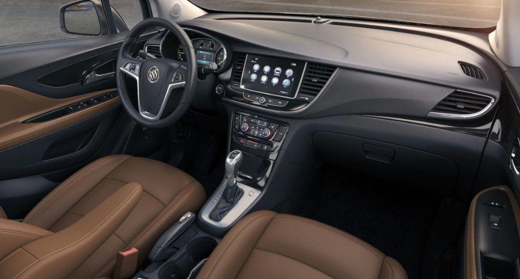 2020 Encore Interior Design   VehicleNewReport   Suv ...