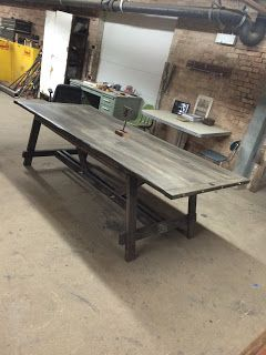 HANDMADE FARM TABLE MAKERSCHICAGO (ONE WORD) ON ETSY