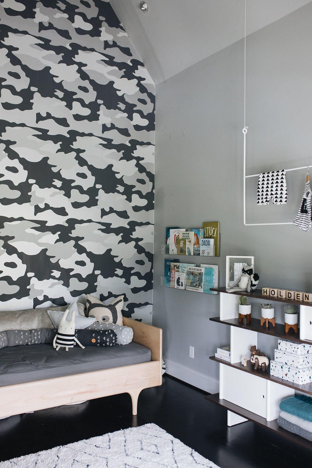 Holden S Mid Century Modern Nursery Reveal With Images Mid
