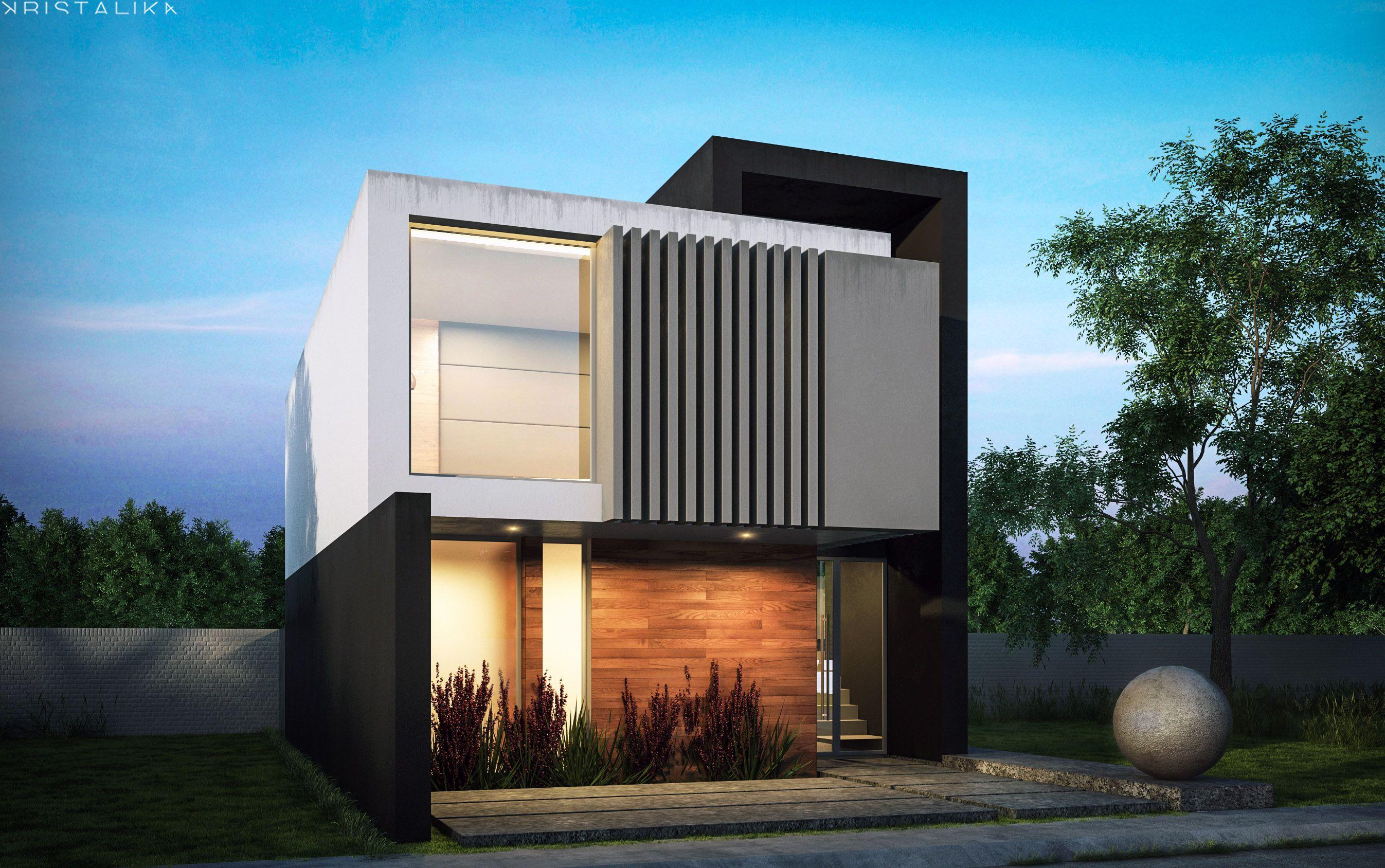 Pin by kristalika on kristalika arquitecture and interior design casas casas modernas - Casa in acciaio prezzo ...