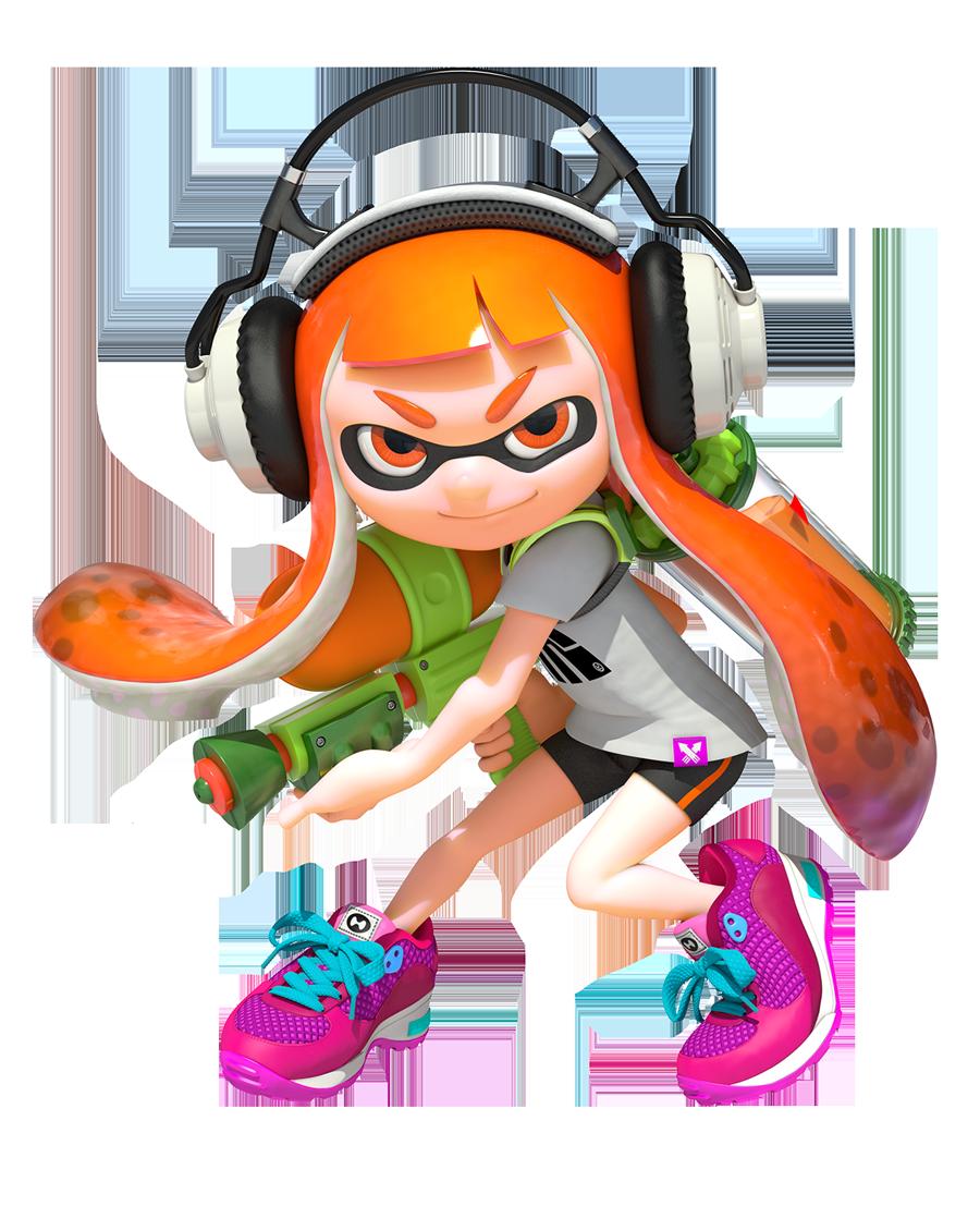 Bildergebnis Fur Splatoon Nintendo Zeichnen Und Kinder