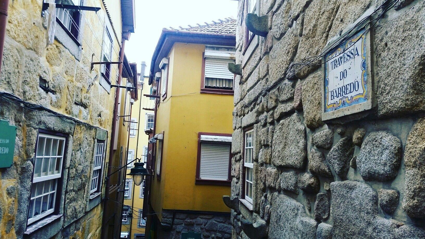 Ruelle Porto