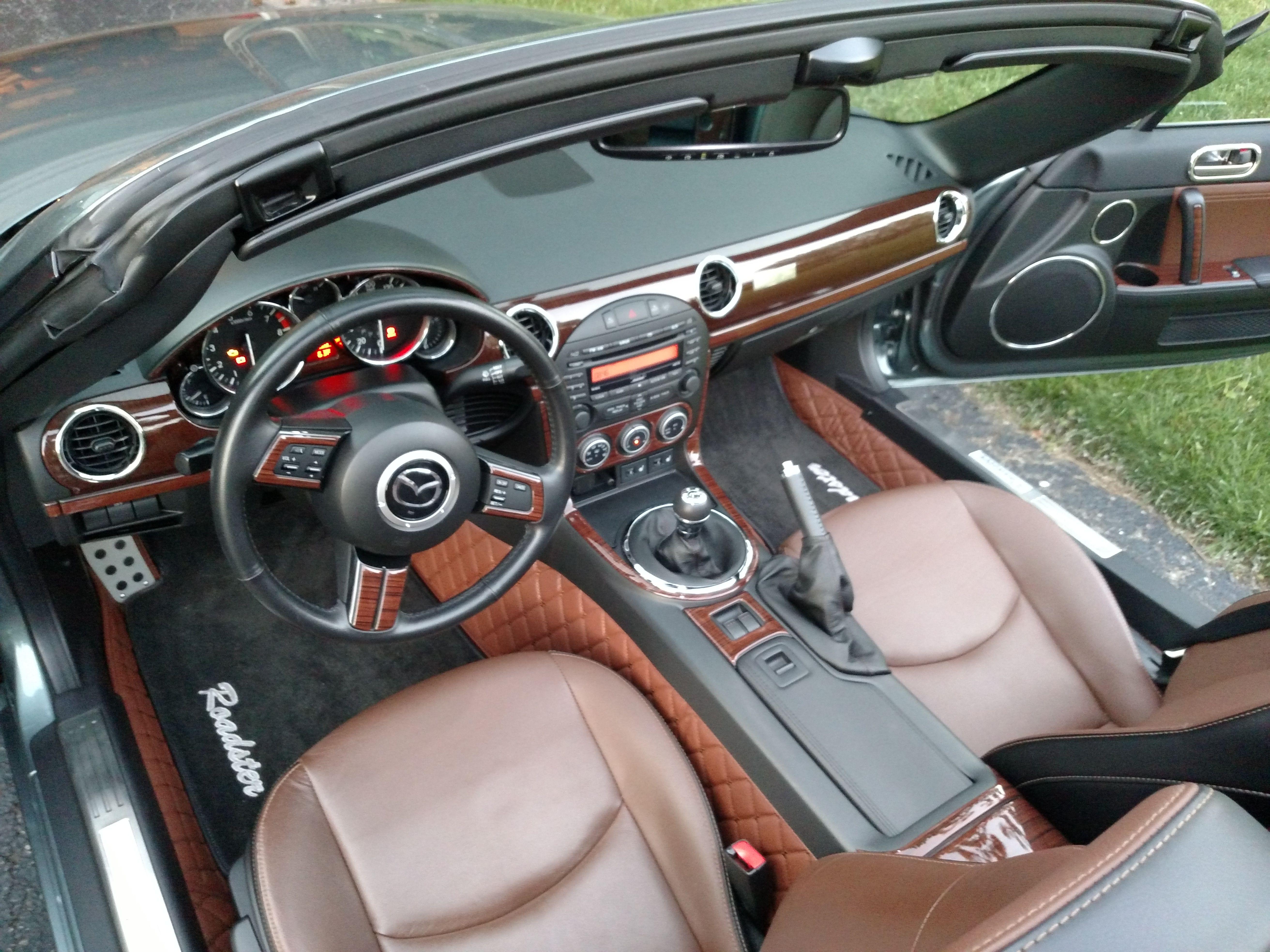 Carbonmiata Quilted Floor Mats For Nc Premade Material Set Of 2 Mazda Miata Mx 5 Topmiata Mazda Miata Miata Mazda