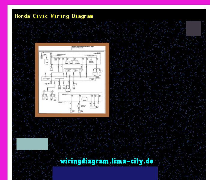 Honda Civic Wiring Diagram Wiring Diagram 185836 Amazing Wiring Diagram Collection Honda Civic Civic Honda