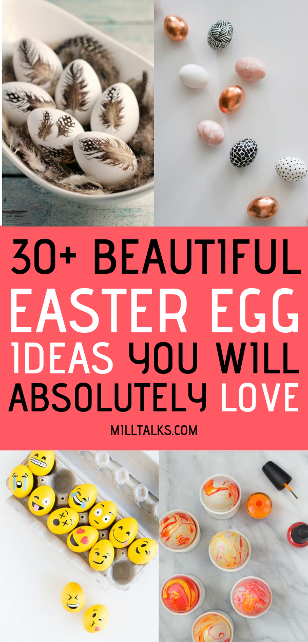 31 Beautiful Easter Egg Ideas images