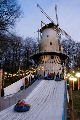 Nederlands Openluchtmuseum Arnhem Dutch Windmills Windmill