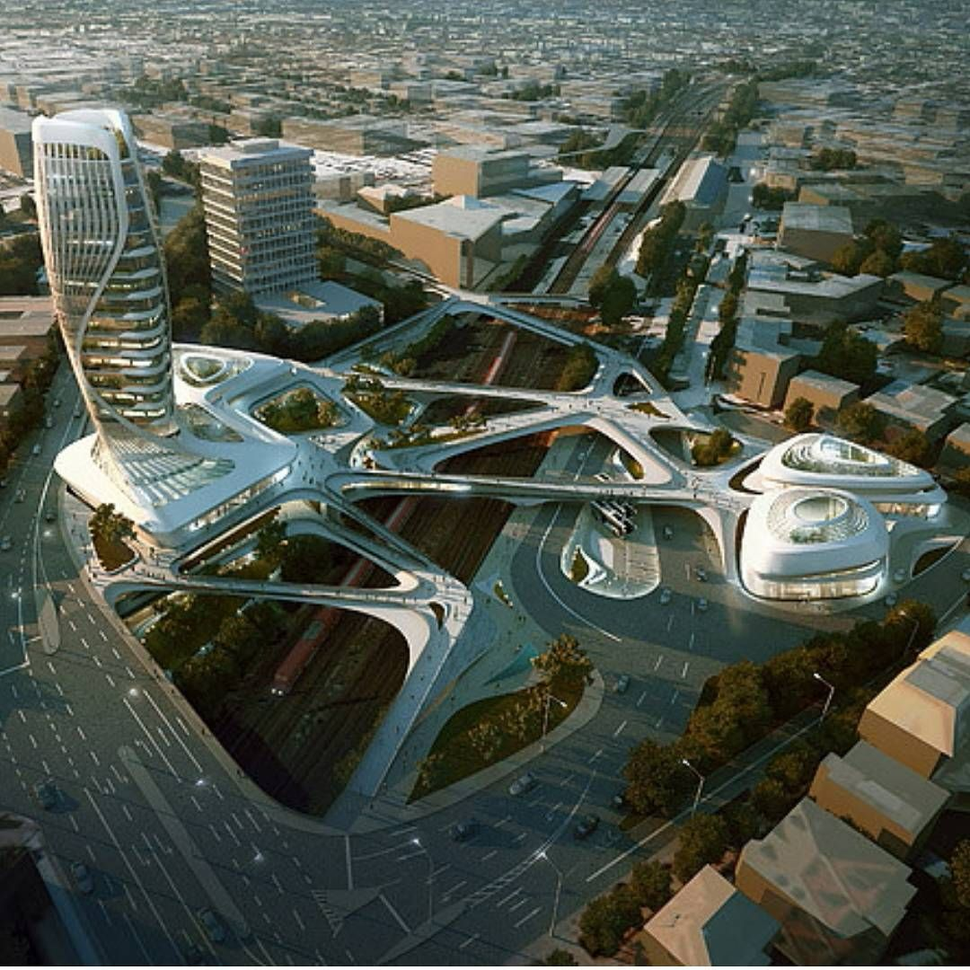 Arquitectura: Arquitectura Futurista
