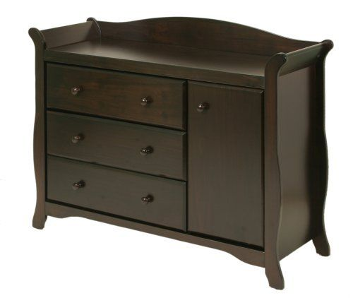 Stork Craft Aspen Combo Dresser Chest