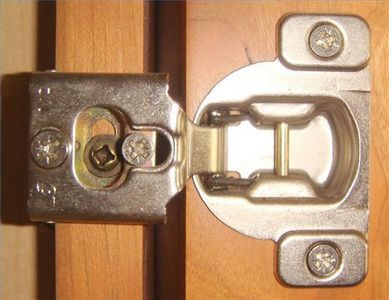 How To Adjust Cabinet Door Hinges