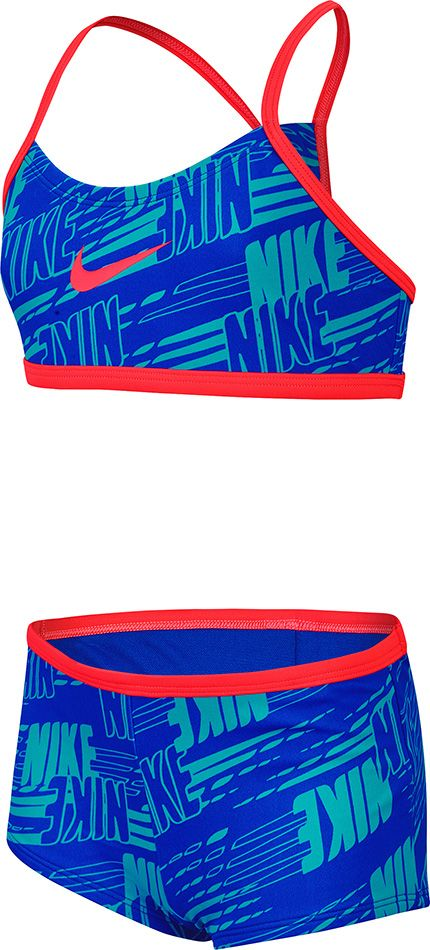 Girls sneakers · Nike Print Racerback Bikini NESS6624
