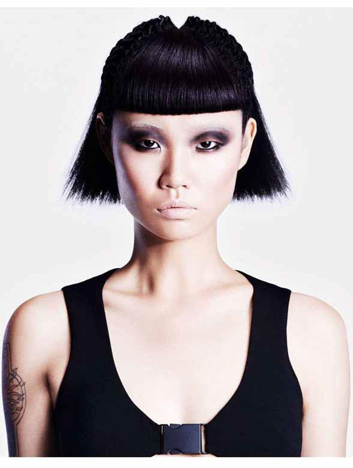 Finde jetzt aktuelle Pony Trends jetzt auf www.my-hair-and ...