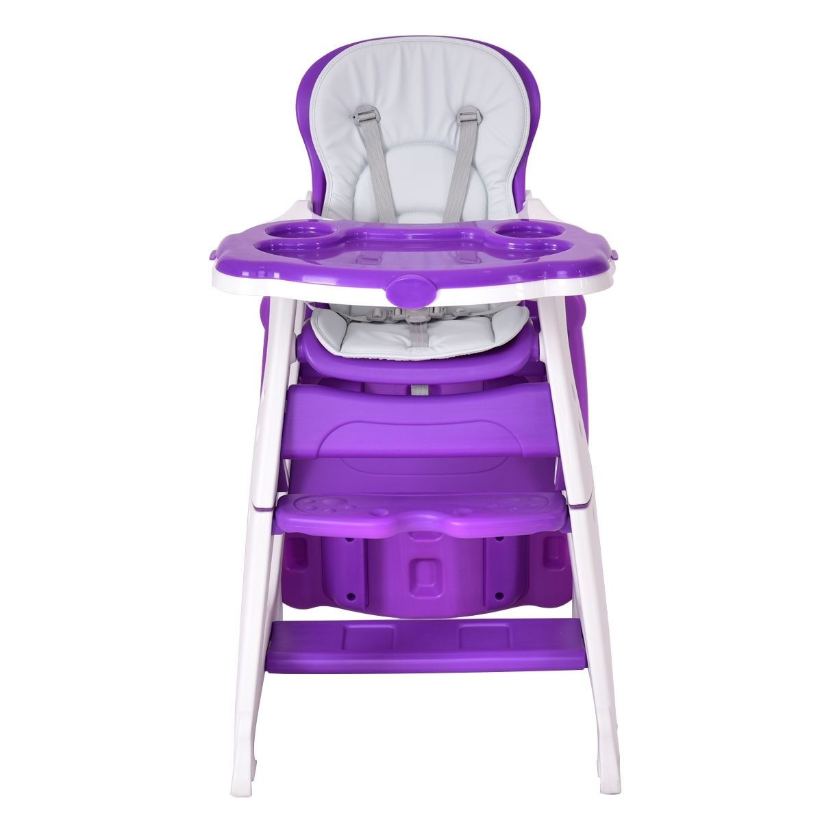 3 In 1 Infant Table And Chair Set Baby High Chair Baby High Chair High Chair Chair