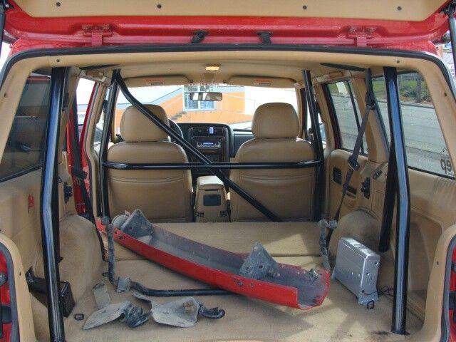Jeep Xj Hybrid Cage Jeep Xj Jeep Jeep Xj Mods
