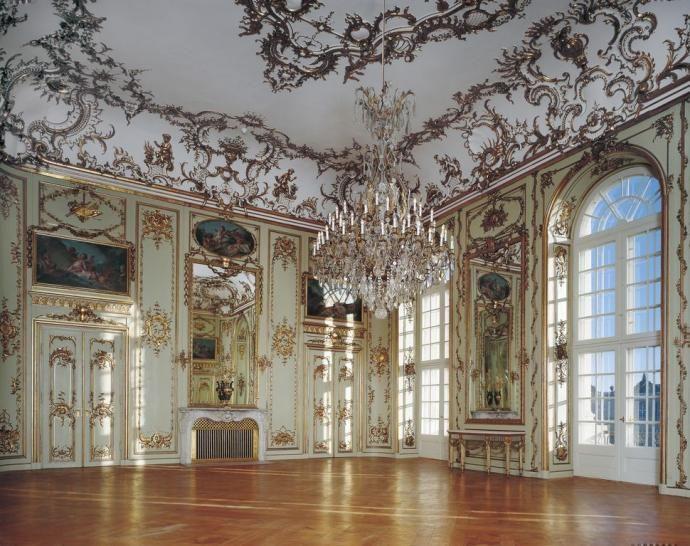 Amalienborg Interior Amalienborg Palace, gr...